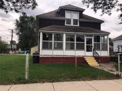 8031 Longworth Street, Detroit, MI 48209 - #: 219003072