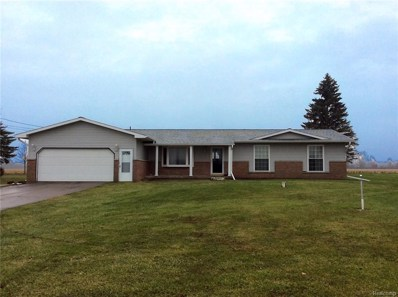 9105 Beecher Road, Clayton Twp, MI 48433 - #: 219005446