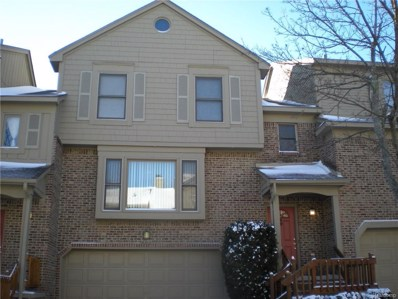 6312 Aspen Ridge Boulevard UNIT 24, West Bloomfield Twp, MI 48322 - #: 219005529