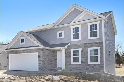 7392 Pine Tree Court, Davison Twp, MI 48423 - #: 219005608