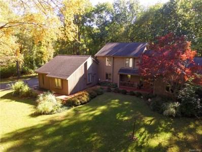 6450 Little Creek Rd, Rochester Hills, MI 48306 - #: 219006419