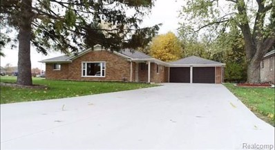 44908 Duffield Avenue, Sterling Heights, MI 48314 - #: 219009870