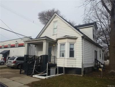 8021 Hudson Avenue, Warren, MI 48089 - #: 219011266