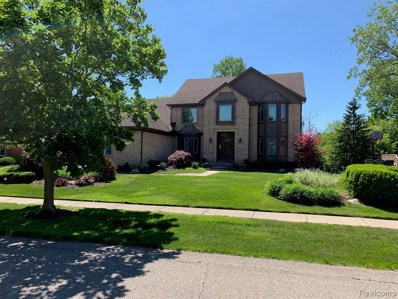 56745 Copperfield Drive, Shelby Twp, MI 48316 - #: 219015725
