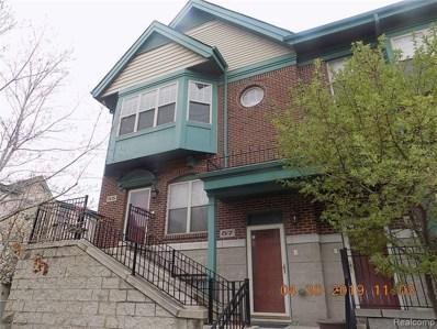 55 Winder Street, Detroit, MI 48201 - #: 219016186