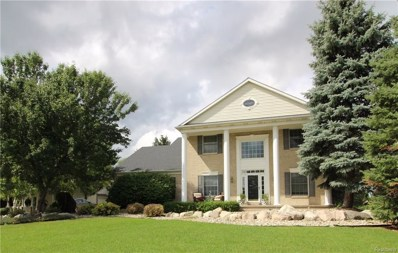 5473 Green Bank Drive, Grand Blanc Twp, MI 48439 - #: 219017158