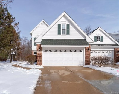622 Shady Maple Drive UNIT 46, Wixom, MI 48393 - #: 219018659
