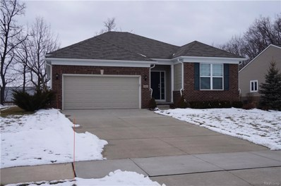 9528 Pine Valley Drive, Grand Blanc Twp, MI 48439 - #: 219018809