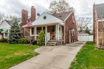 2013 Drexel Street, Dearborn, MI 48128 - #: 219026965