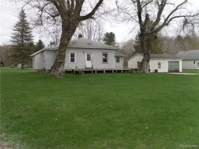 6376 Abbottsford Road, Clyde Twp, MI 48049 - #: 219029816