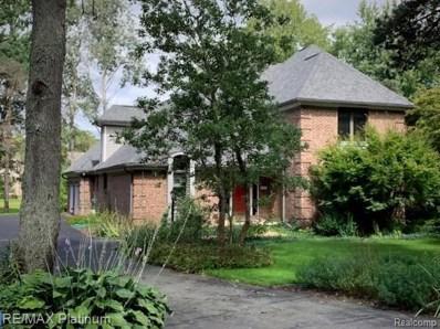 2373 Whispering Pines Drive, Hamburg Twp, MI 48169 - #: 219030335