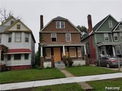 5329 Seneca Street, Detroit, MI 48213 - #: 219032533