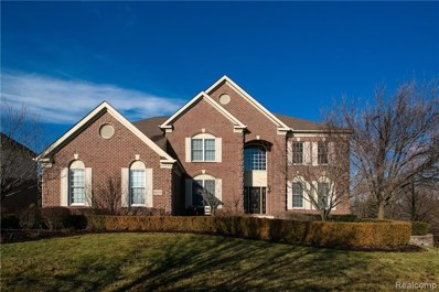46526 Crystal Downs W, Northville Twp, MI 48168 - #: 219032735