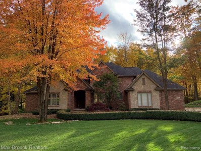 1716 S Chieftan Circle, Oxford Twp, MI 48371 - #: 219038771