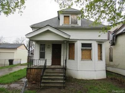 4611 Crane Street, Detroit, MI 48214 - #: 219040894