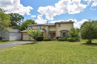 1538 Commerce Pines Drive, Commerce Twp, MI 48390 - #: 219049810