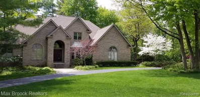1774 Huron Court, Oxford TWP, MI 48371 - #: 219050430
