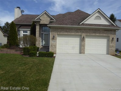 408 Pinecliff Court, Waterford Twp, MI 48327 - #: 219051360