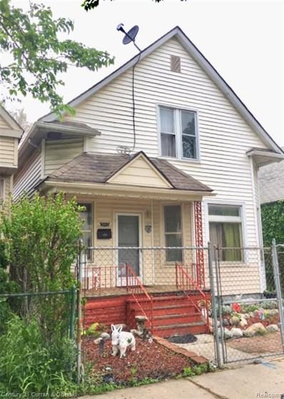 5660 Romeyn Street, Detroit, MI 48209 - #: 219054194