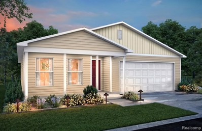 615 Rockway Drive, Linden, MI 48451 - #: 219056926