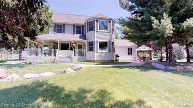 5034 Buttercup Lane, Mundy Twp, MI 48439 - #: 219059522