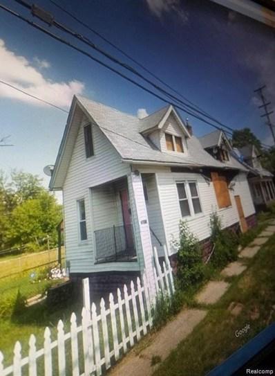 8815 E Canfield Street, Detroit, MI 48214 - #: 219065689