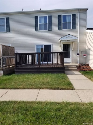 28219 Raleigh Crescent Drive, Chesterfield Twp, MI 48051 - #: 219070578