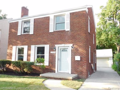 1630 Bournemouth Road, Grosse Pointe Woods, MI 48236 - #: 219076079