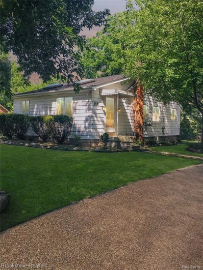 3681 Orchard View Avenue, Rochester Hills, MI 48307 - #: 219078307