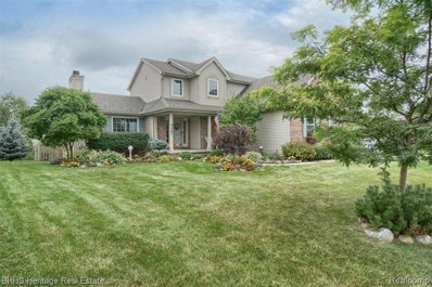 4467 Great Oaks Drive, Burton, MI 48439 - #: 219079777