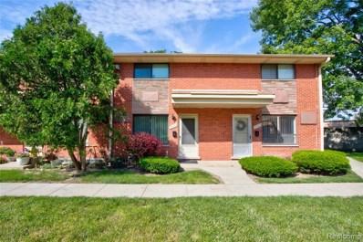 29104 Tessmer Court, Madison Heights, MI 48071 - #: 219080414