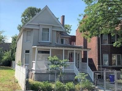 3617 Bagley Street, Detroit, MI 48216 - #: 219084245