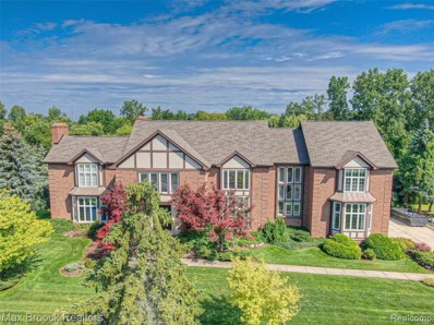 3386 Indian Summer Drive, Bloomfield Twp, MI 48302 - #: 219085917