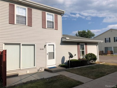 28382 Raleigh Crescent Drive UNIT 21, Chesterfield Twp, MI 48051 - #: 219086966