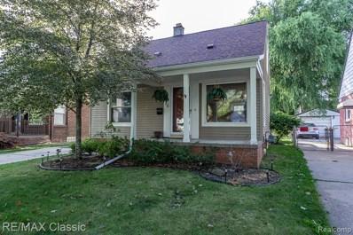 3436 Raymond Ave, Dearborn, MI 48124 - #: 219089991