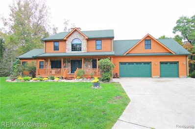 12300 Buggy Whip Court, Springfield Twp, MI 48350 - #: 219090475