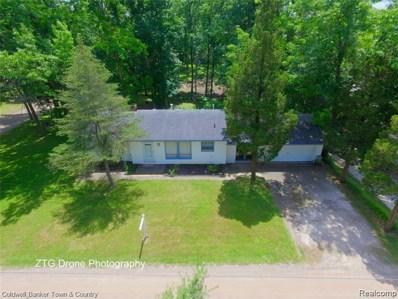 6257 Three Lakes Drive, Green Oak Twp, MI 48116 - #: 219091126