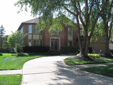 14654 Elrond Drive, Sterling Heights, MI 48313 - #: 219093221