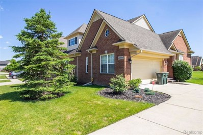 48553 Eastbridge Drive, Canton Twp, MI 48188 - #: 219093489