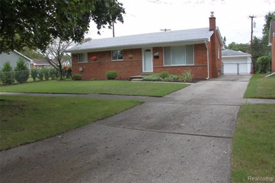 14803 Hubbard Street, Livonia, MI 48154 - #: 219094835