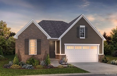 17221 Garden Ridge Lane UNIT #48, Northville, MI 48168 - #: 219096170