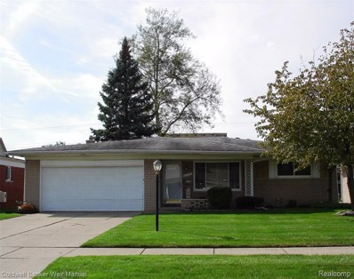 33473 Somerset Drive, Sterling Heights, MI 48312 - #: 219096254