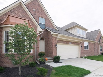 4409 Bridgeview Lane, Canton Twp, MI 48188 - #: 219098334