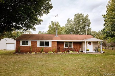 1995 Imlay City Road, Lapeer Twp, MI 48446 - #: 219099380