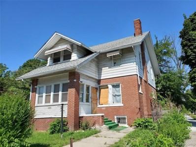 1404 Calvert Street, Detroit, MI 48206 - #: 219100308