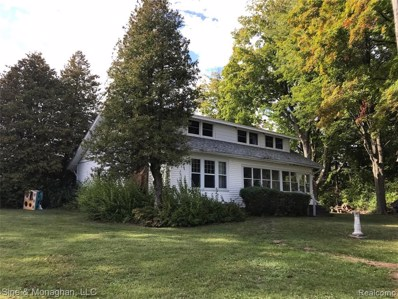 5817 Lakeshore, Lexington Vlg, MI 48450 - #: 219103738