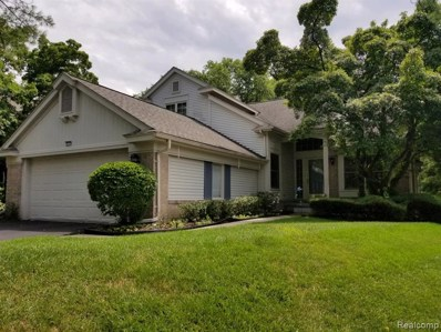 7553 Danbury Circle, West Bloomfield Twp, MI 48322 - #: 219106343