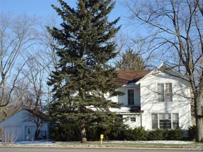 19380 Newburgh Road, Livonia, MI 48152 - #: 219106612