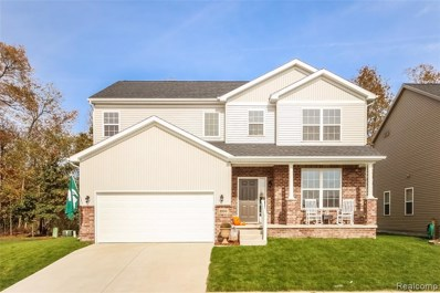 506 Crystal Wood Circle, Marion Twp, MI 48843 - #: 219108871