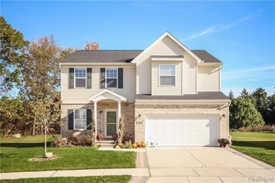 452 Crystal Wood Circle, Marion Twp, MI 48843 - #: 219108876